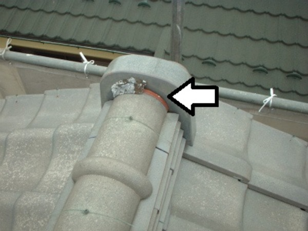 屋根まわりの点検