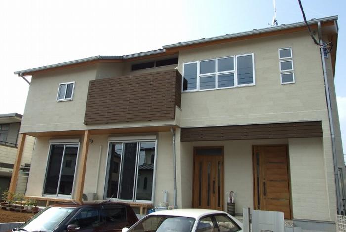 さいたま市北区 H様邸二世帯住宅のサムネイル