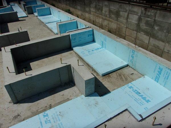 見沼区南中野にてただいま新築工事中です